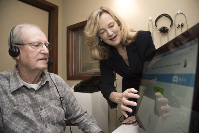 Patients With Hearing Loss Benefit From Training With Loved Ones