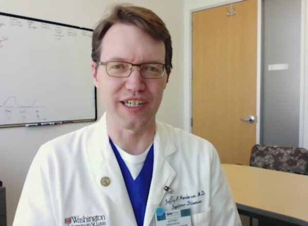 Jeffrey Henderson, MD, PhD
