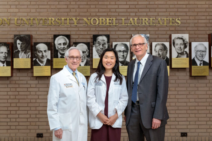 Medical student receives fellowship to study degenerative