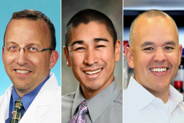 Three physician-scientists receive Doris Duke Charitable Foundation