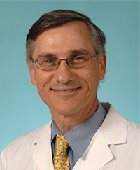 Chief of urology, Gerald Andriole Jr., MD, leads the Washington University Multidisciplinary Approach to the Study of Chronic Pelvic Pain (MAPP) Project.