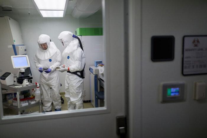 School of Medicine physicians, researchers tackle coronavirus ...