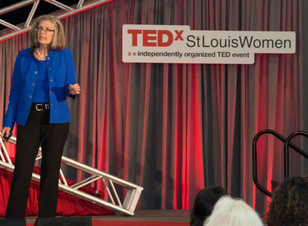 Victoria Fraser, MD, TEDxStLouisWomen Talk