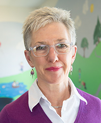 Jane Garbutt, MB, ChB, assists with community-based research that is relevant to primary care.