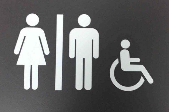 School of medicine designates 70 gender neutral bathrooms for Gender neutral bathrooms in schools