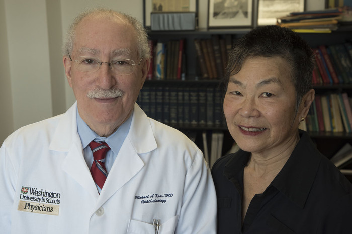 Michael A. Kass, MD and Mae O. Gordon, PhD, are teaming up again 20 years later to see what happened to study subjects who were at risk for glaucoma due to elevated eye pressure.