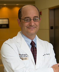 Daniel Link, MD, is working to bring new treatments into clinical trials.