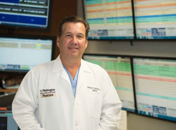 Washington University obstetrician/gynecologist George Macones, MD, has been elected to the National Academy of Medicine, a part of the National Academy of Sciences.