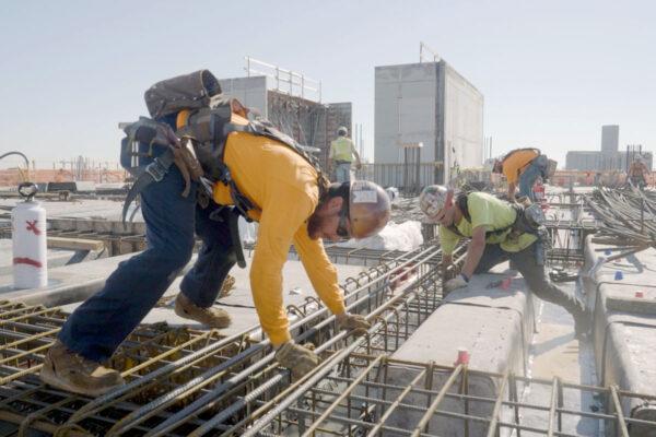 Construction of neuroscience building perseveres