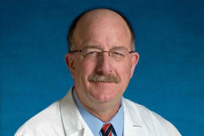 Medical School leadership team recruits new physician