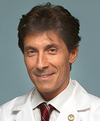 Neurologist Maurizio Corbetta, MD directs The Rehabilitation Institute of St. Louis' Stroke and Brain Injury Program.