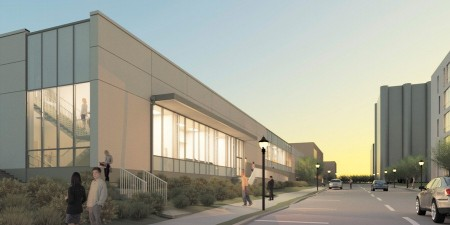 Environmental Health & Safety building