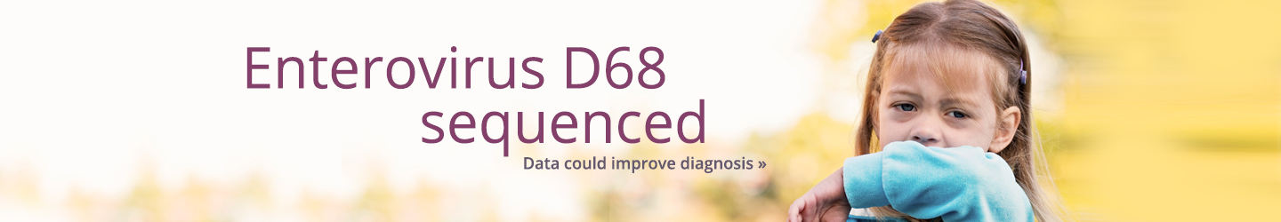 Enterovirus D68 sequenced | Data could improve diagnosis