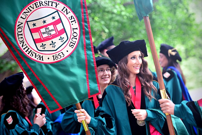Commencement 2015 - Facts