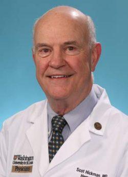 Scot G  Hickman, MD,'70, HS '77 – Washington University School of