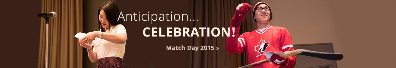 Match Day 2015