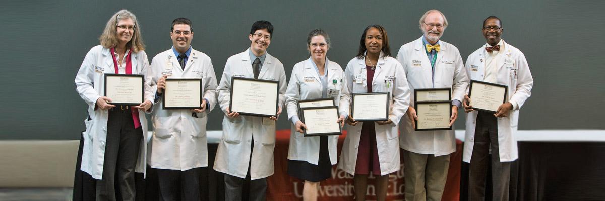 Medical teaching awards