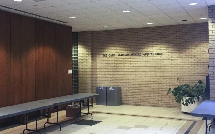 Moore Auditorium
