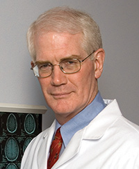 John Morris, MD is the director of the Charles F. and Joanne Knight Alzheimer's Disease Research Center.