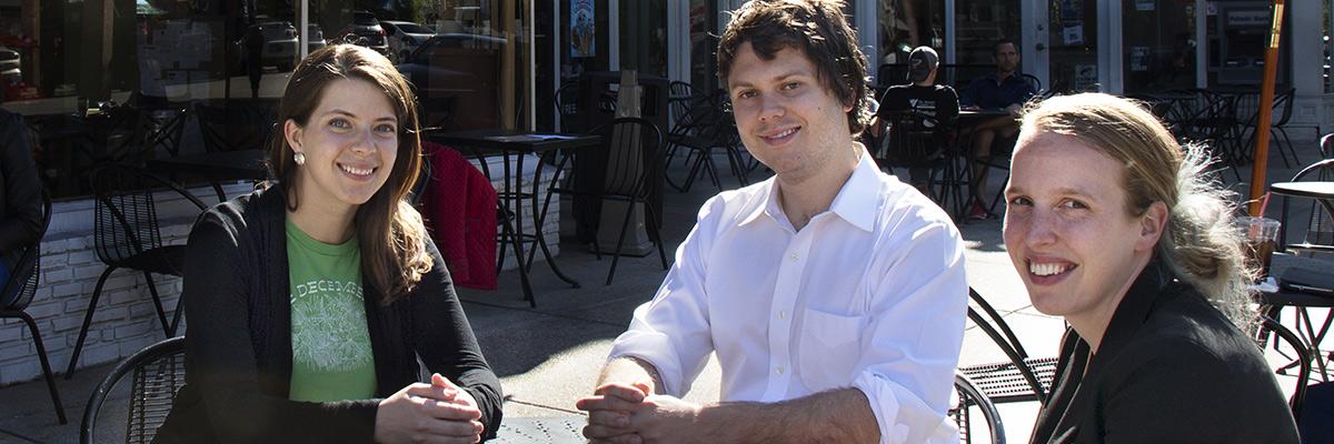 Neuro startup challenge students