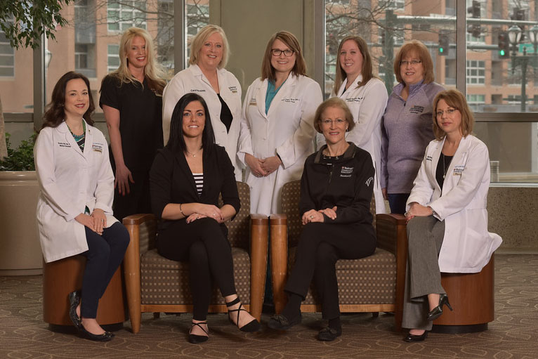 Excellence in Nursing Awards winners and finalists