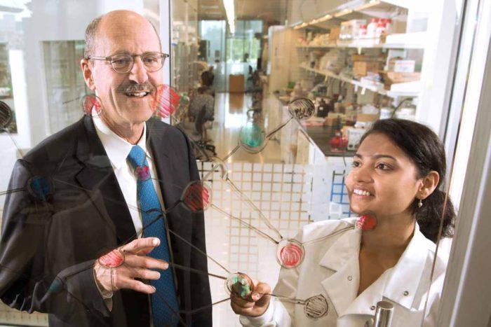 About Dean Perlmutter – Washington University School of