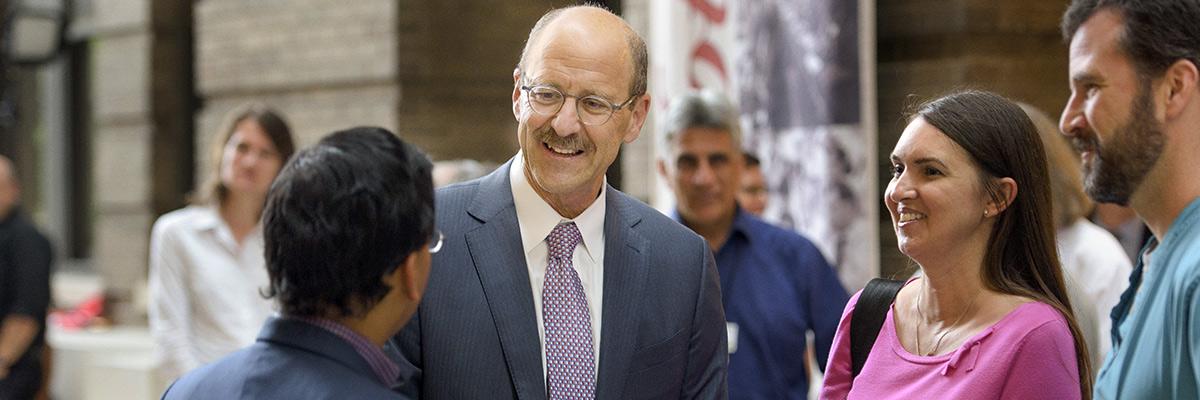 David Perlmutter, MD, named dean