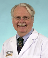 William Stenson, MD, is a gastroenterologist and inflammatory bowel disease specialist at Washington University.