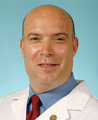 Scott Sylvestry, MD, leads the surgical team for a trial comparing ventricular assist devices to standard therapies in patients with heart failure.