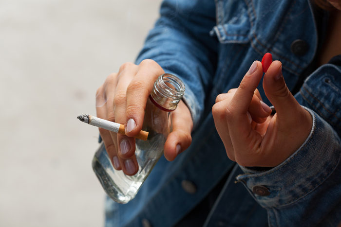 Large declines seen in teen substance abuse, delinquency – Washington University School of Medicine in St. Louis