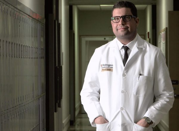 Lukas Wartman, a leukemia doctor and researcher, developed the disease himself. As he faced death, his colleagues sequenced his cancer genome. The result was a totally unexpected treatment.